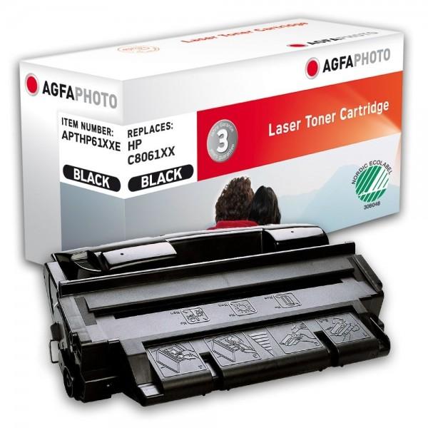 AGFA Photo Toner schwarz HP61XXE für HP LaserJet 4100 Series