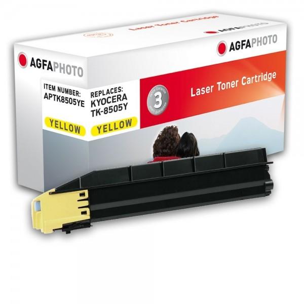 AGFA Photo Toner gelb TK-8505YE für Kyocera TASKalfa 4550ci 5550ci