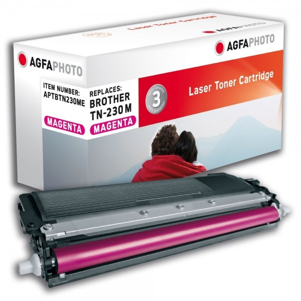 AGFA Photo Toner magenta TN-230ME für Brother DCP-9010