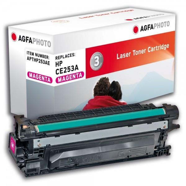 AGFA Photo Toner magenta HP253AE für HP LaserJet CM3500 Series