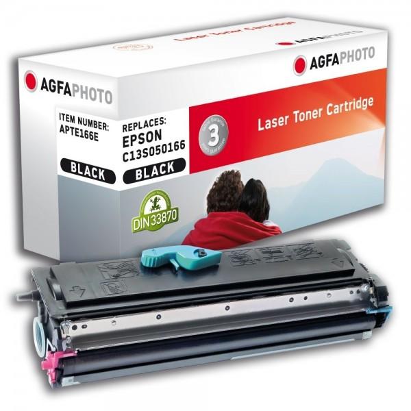 AGFA Photo Toner schwarz 166E für Epson EPL-6200 C13S050166
