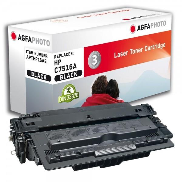 AGFA Photo Toner schwarz HP16AE für HP LaserJet 5200 Series