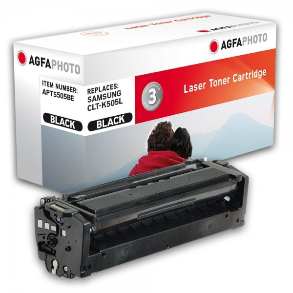 AGFA Photo Toner schwarz 505BE für Samsung ProXpress C2600 Series