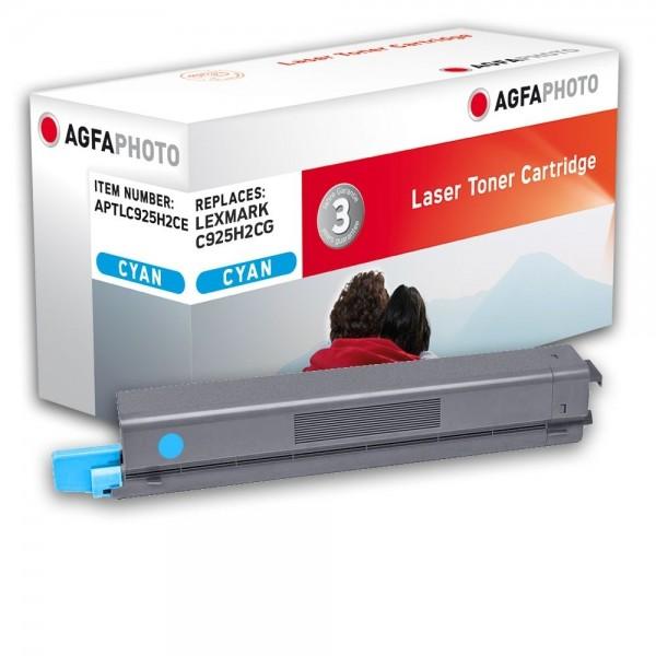 AGFA Photo Toner cyan C925H2CE für Lexmark C925