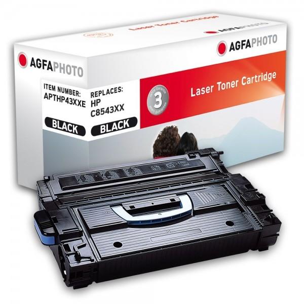 AGFA Photo Toner schwarz HP43XXE für HP LaserJet 9000 LaserJet 9040 Series