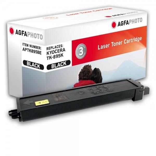 AGFA Photo Toner schwarz TK-895BE für Kyocera FS-C8020 FS-8025