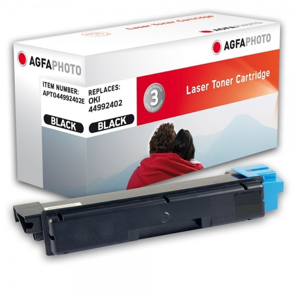 AGFA Photo Toner schwarz 44992402E für OKI B401 MB441