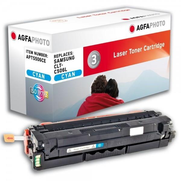 AGFA Photo Toner cyan 506CE für Samsung CLP-680 CLX-6260