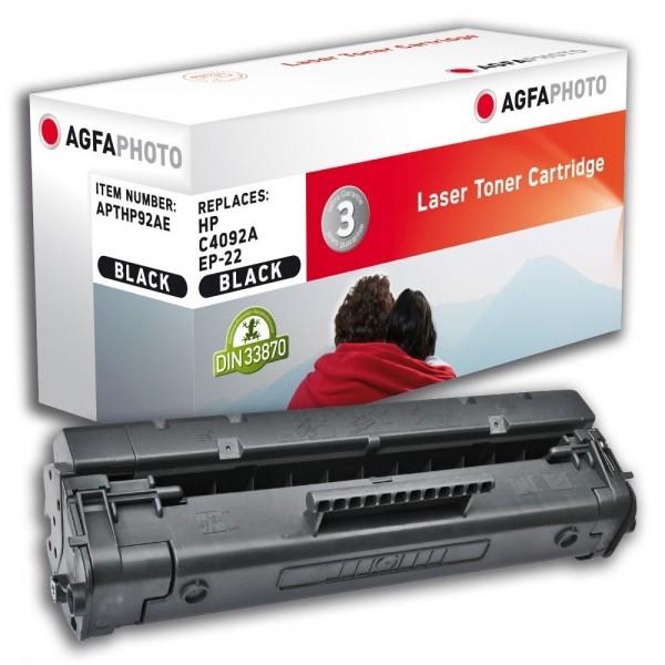 AGFA Photo Toner schwarz HP92AE für HP LaserJet 1100 LaserJet 3200