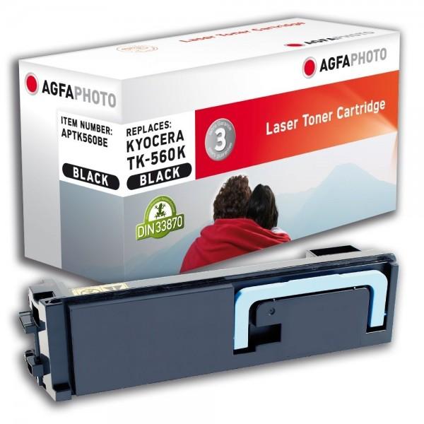 AGFA Photo Toner schwarz TK-560BE für Kyocera FS-C5300 FS-C5350