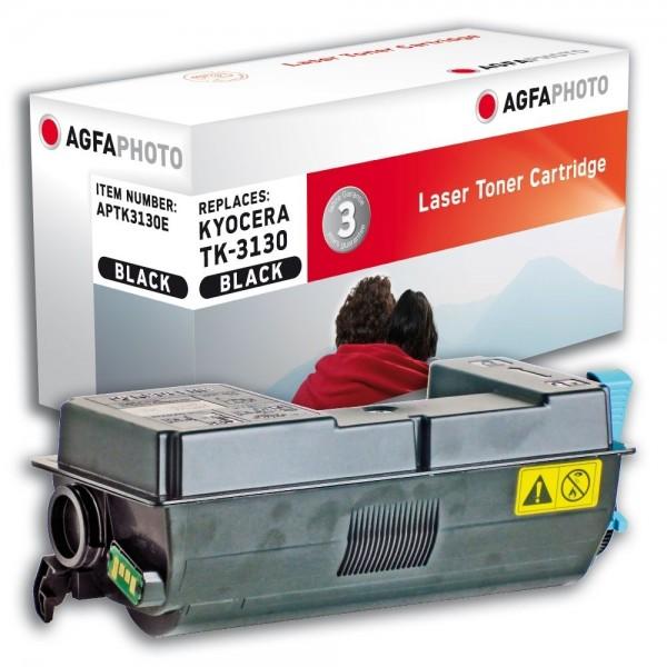 AGFA Photo Toner schwarz TK-3130E für Kyocera FS-4200dn 4300dn M3550 M3560