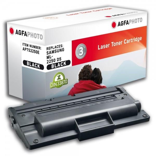 AGFA Photo Toner schwarz 2250E für Samsung ML-2250 ML-2251 ML-2252
