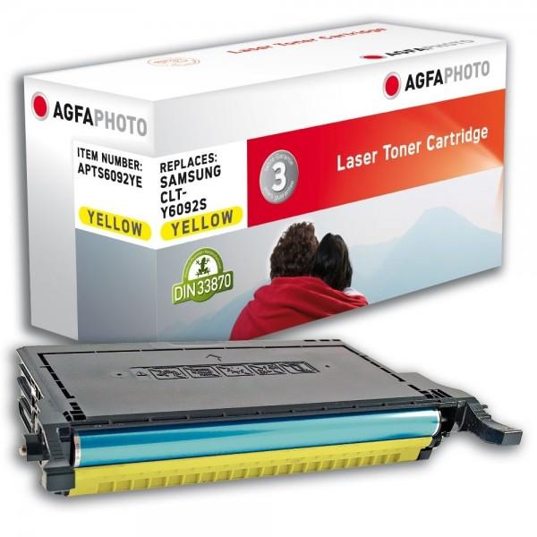 AGFA Photo Toner gelb 6092YE für Samsung CLP-770 CLP-775
