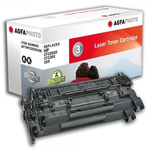AGFA Photo Toner schwarz HP226XDUOE für HP LaserJet PRO M400 Series