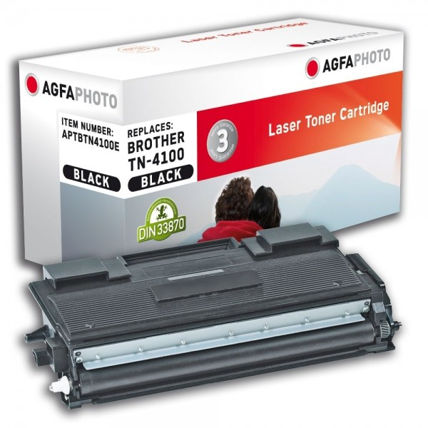 AGFA Photo Toner schwarz TN-4100E für Brother HL-6050