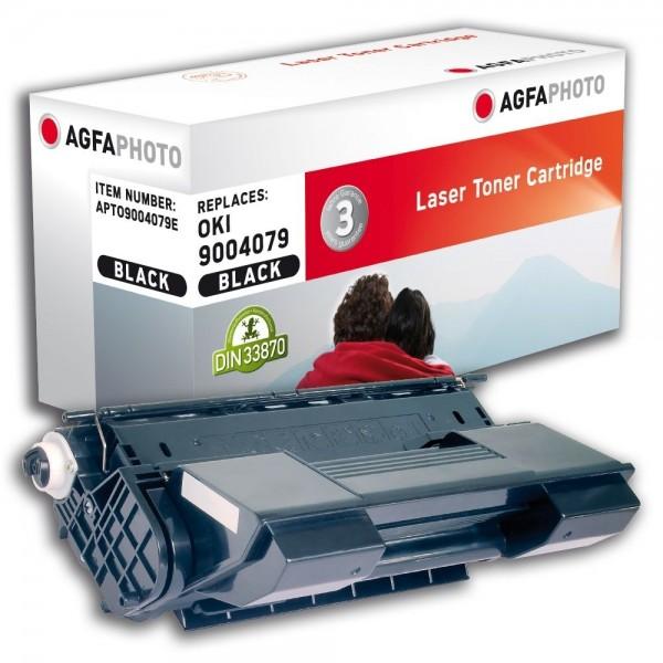 AGFA Photo Toner schwarz 9004079E für OKI B6300N B6300DN