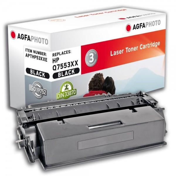 AGFA Photo Toner schwarz HP53XXE für HP LaserJet M2700 Series