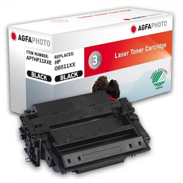 AGFA Photo Toner schwarz HP11XXE für HP LaserJet 2400 Series