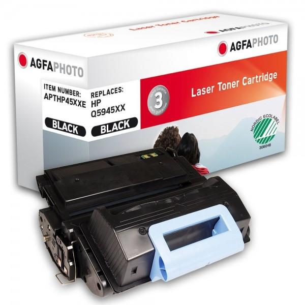 AGFA Photo Toner schwarz HP45XXE für HP LaserJet 4345 Series