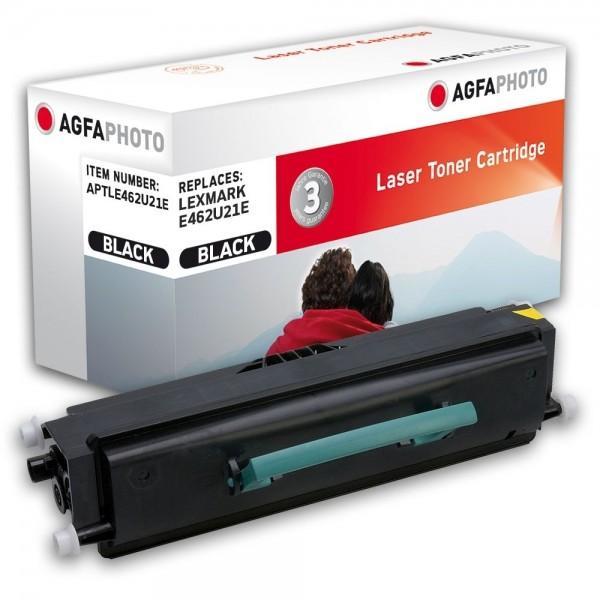AGFA Photo Toner schwarz E462U21E für Lexmark E462 E463