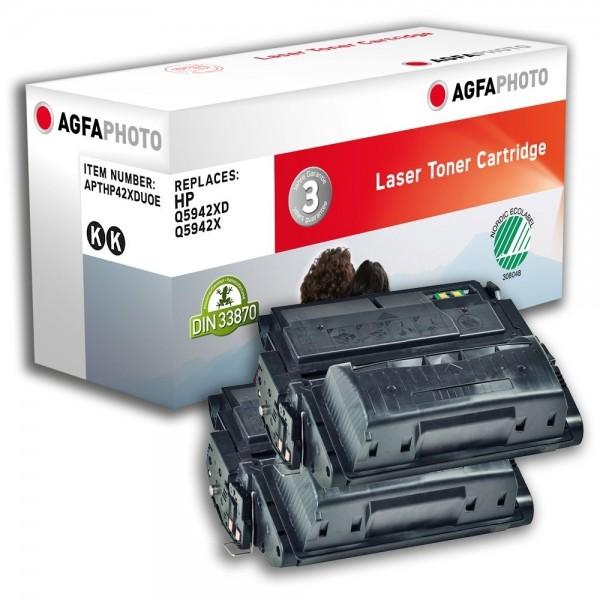 AGFA Photo Toner schwarz HP42XDUOE für HP LaserJet 4250 Series