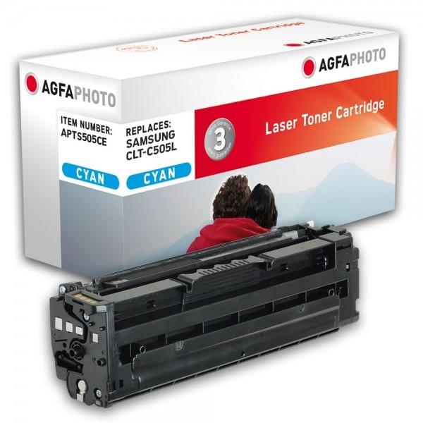 AGFA Photo Toner cyan 505CE für Samsung ProXpress C2600 Series