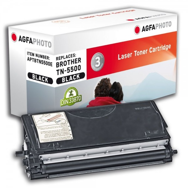 AGFA Photo Toner schwarz TN-5500E für Brother HL-7050 Serie