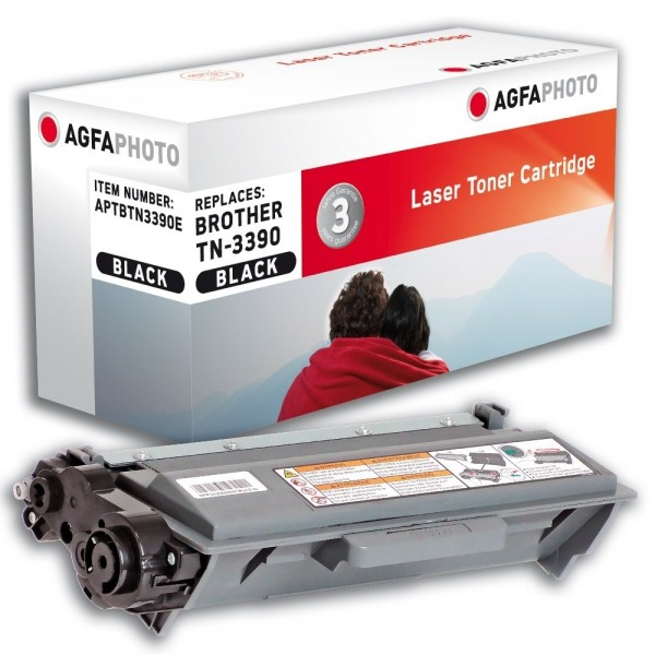 AGFA Photo Toner schwarz TN-3390E für Brother HL-6180