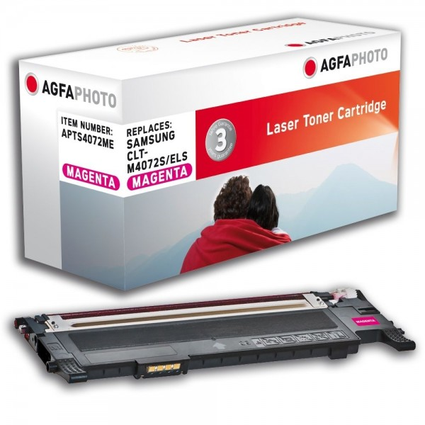 AGFA Photo Toner magenta 4072ME für Samsung CLP-320 CLX-3180