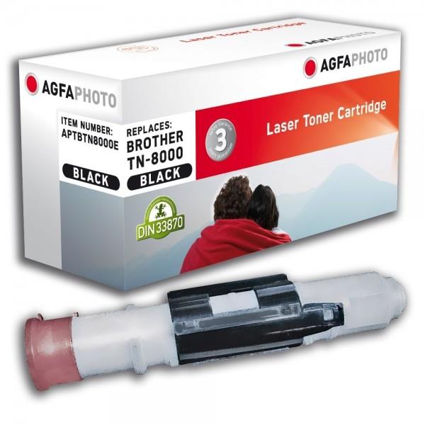 AGFA Photo Toner schwarz TN-8000E für Brother MFC-4800