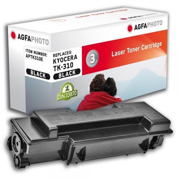 AGFA Photo Toner schwarz TK-310E für Kyocera FS-2000 3900 4000