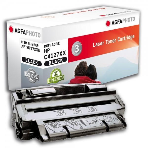 AGFA Photo Toner schwarz HP27XXE für HP LaserJet 4000 Series