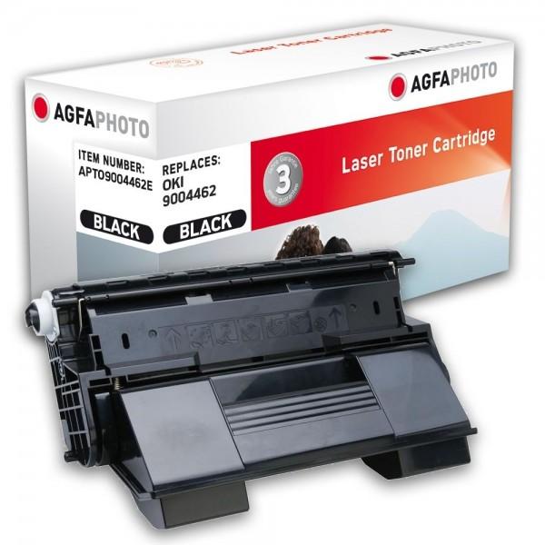 AGFA Photo Toner schwarz HC 9004462E für OKI B6500