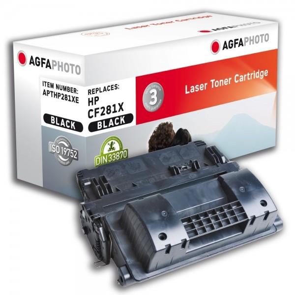 AGFA Photo Toner schwarz HP281XE für HP LaserJet Enterprise M604 DN