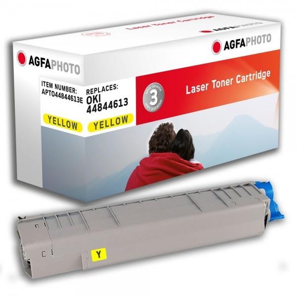 AGFA Photo Toner gelb 44844613E für OKI C822