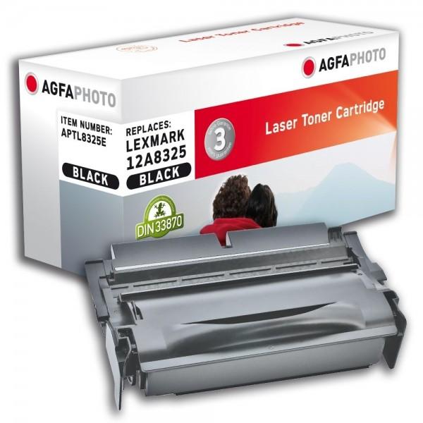 AGFA Photo Toner schwarz 8325E für Lexmark T430