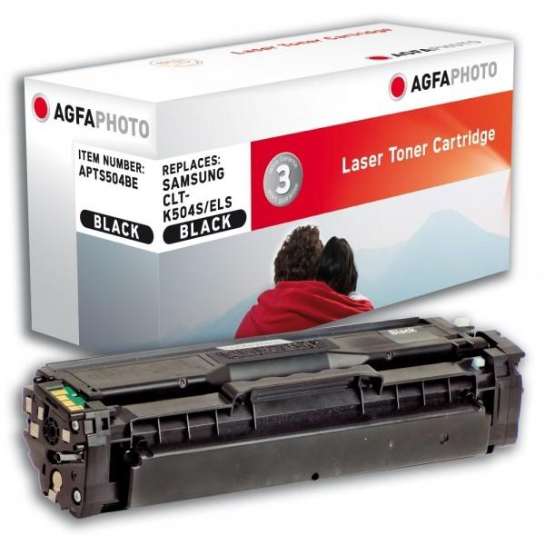 AGFA Photo Toner schwarz 504BE für Samsung CLP-410 CLX-4100