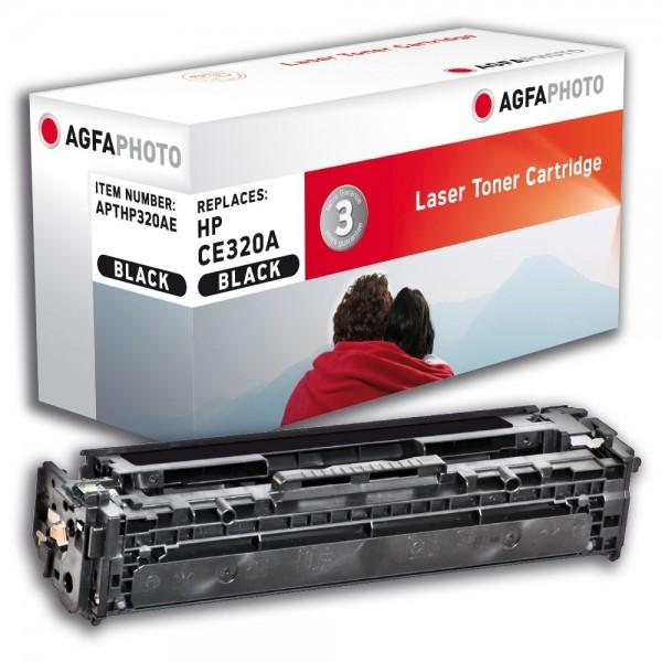 AGFA Photo Toner schwarz HP320AE für HP Color LaserJet PRO CM1400 Series