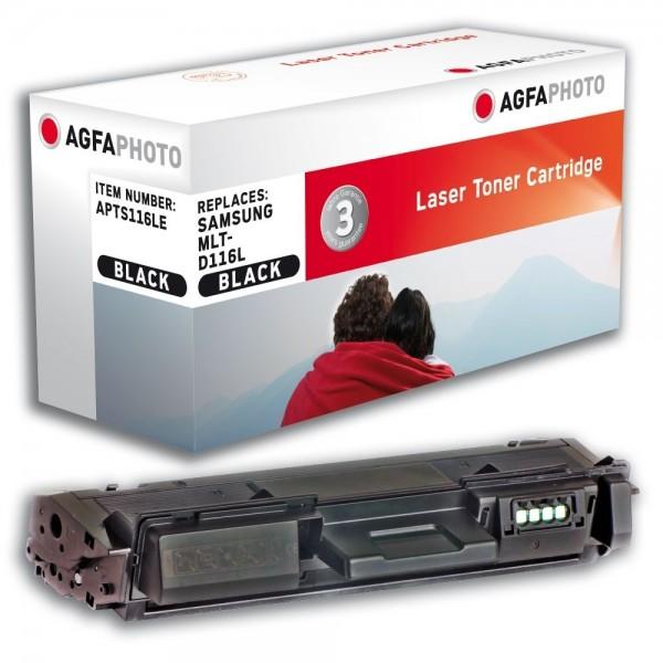 AGFA Photo Toner schwarz 116LE für Samsung SL-M2620 SL-M2820
