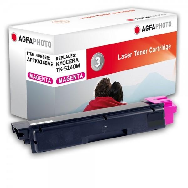 AGFA Photo Toner magenta TK-5140ME Kyocera Ecosys M6030 M6530 P6130