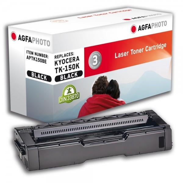 AGFA Photo Toner schwarz TK-150BE für Kyocera FS-C1020