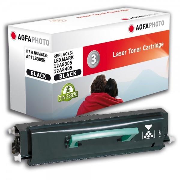 AGFA Photo Toner schwarz 8305E für Lexmark E230 E232