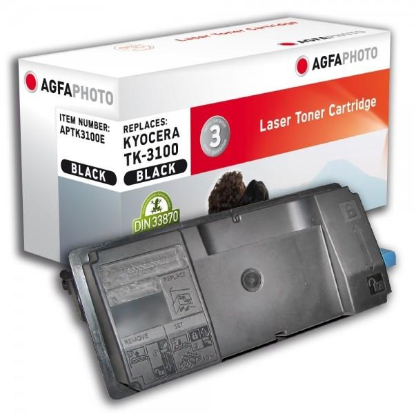 AGFA Photo Toner schwarz TK-3100E für Kyocera M3040 M3540 FS-2100 FS-4100
