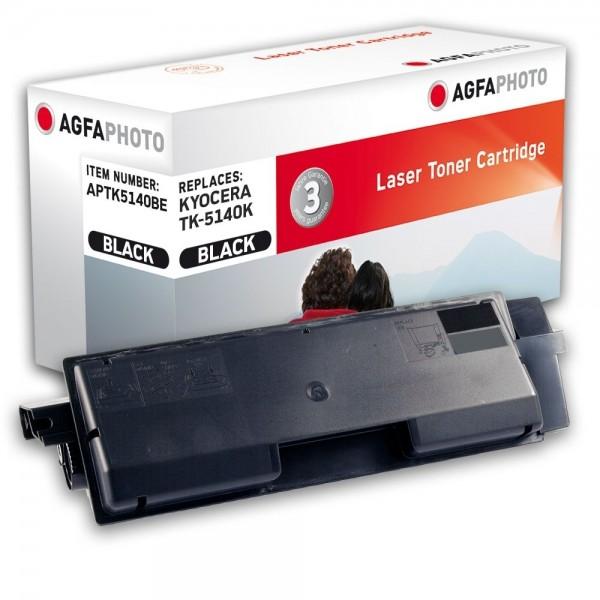 AGFA Photo Toner schwarz TK-5140BE Kyocera Ecosys M6030 M6530 P6130