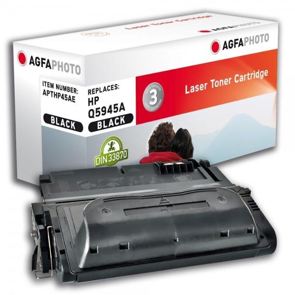 AGFA Photo Toner schwarz HP45AE für HP LaserJet 4345 Series
