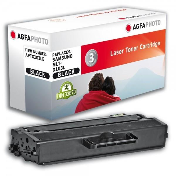 AGFA Photo Toner schwarz D103LE für Samsung ML-2900 2955 SCX-4726 4728 4729