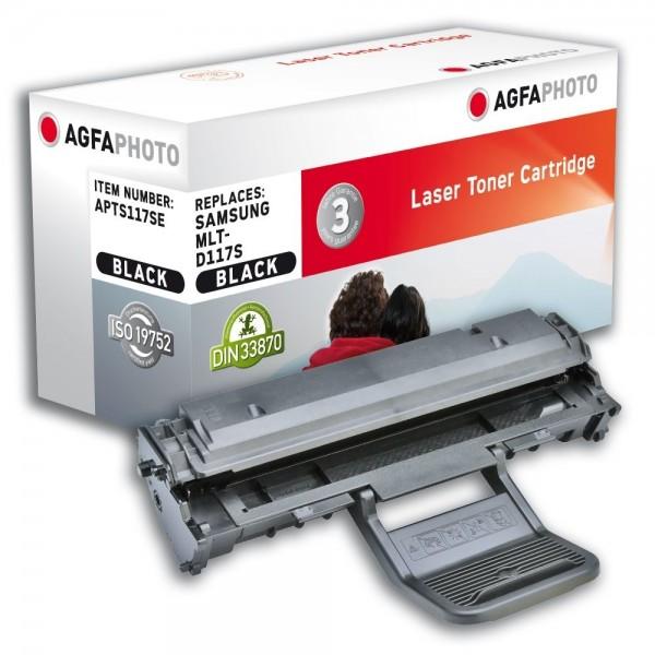 AGFA Photo Toner schwarz 117SE für Samsung SCX-4650 SCX-4655