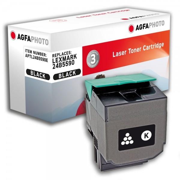 AGFA Photo Toner schwarz 24B5590E für Lexmark XS544 XS548