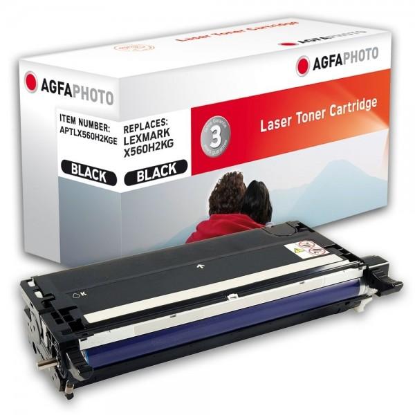 AGFA Photo Toner schwarz X560H2KGE für Lexmark X560