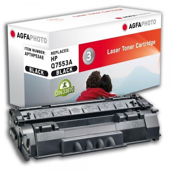 AGFA Photo Toner schwarz HP53AE für HP LaserJet M2700 Series